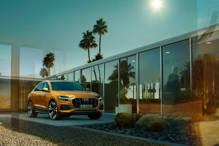 Digitales Leben – Postproduction, CGI, Retouching, Composing - Uwe Düttmann, Audi Q8, CGI, Postproduction