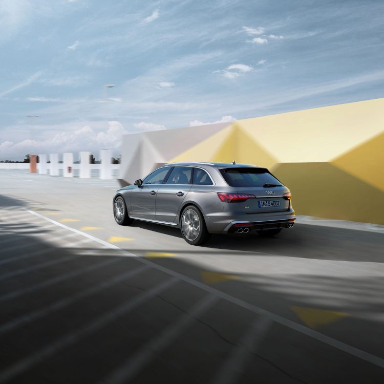 Digitales Leben – Postproduction, CGI, Retouching, Composing - Audi New Premium, Alex Rank, Philipp&Keuntje