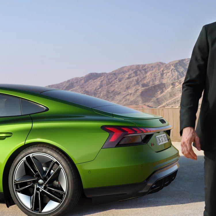 Digitales Leben – Postproduction, CGI, Retouching, Composing - Audi E-Tron GT, CGI, Postproduction, Digitales Leben